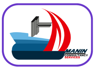 Logo for a Ship Repair Company