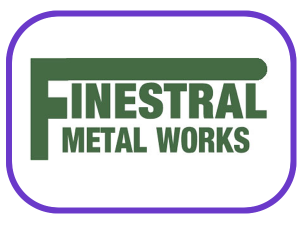 Logo for a Metal Works Company