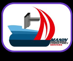 Logo for a Ship Repair Company