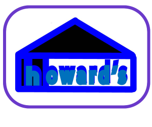 Logo for a Home & Hardware Specialist