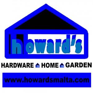 Large Format Print Artwork for Shop Signage for Howards Malta
